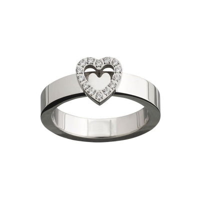 Edblad Glow Heart Ring