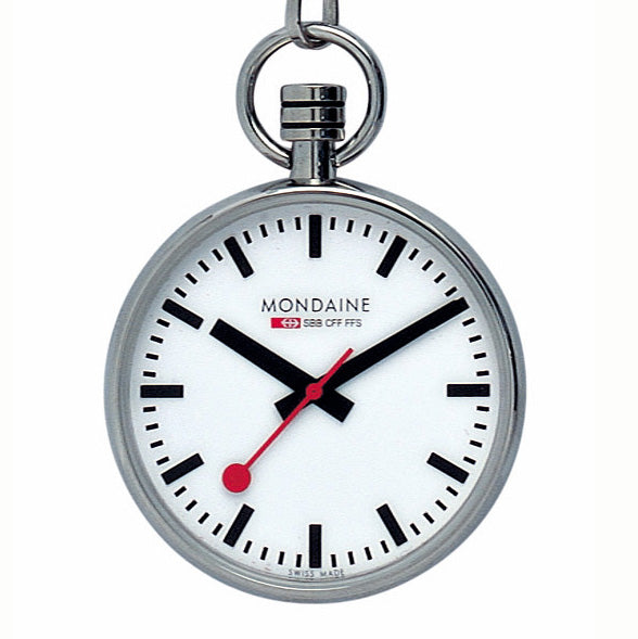 Mondaine EVO Pocket Watch A660.30316.11SBB
