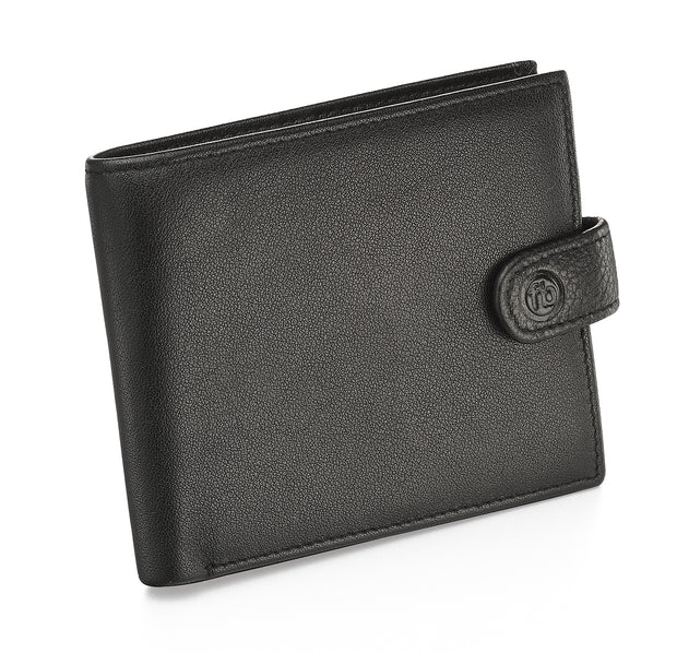 Fred Bennett Black leather wallet
