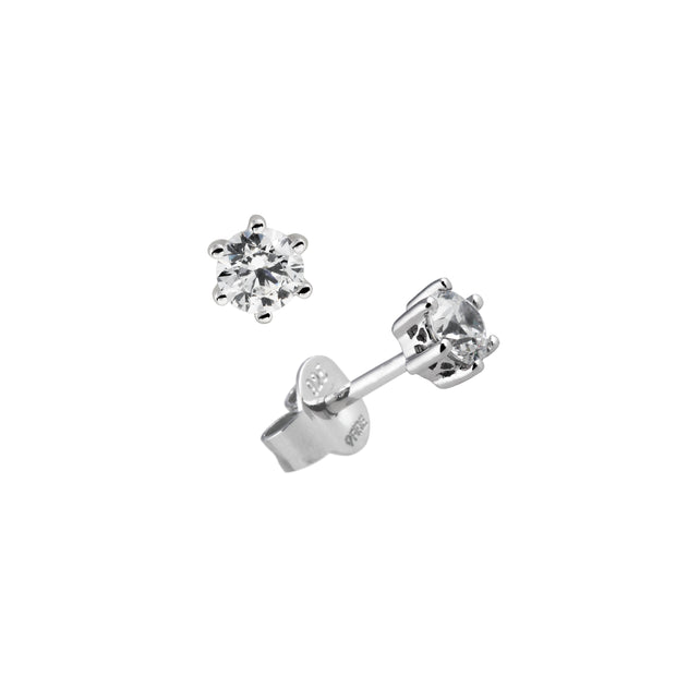 Carats 0.25ct earrings