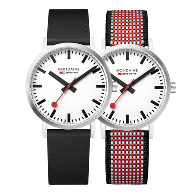 Mondaine 75th Anniversary Set