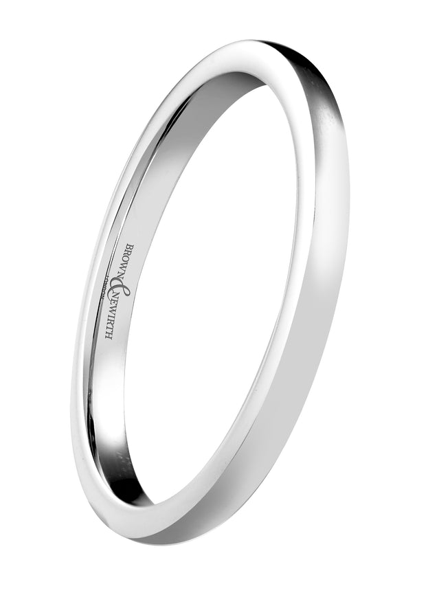 B&N Always Wedding Ring 2mm