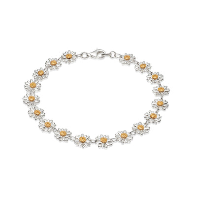 Daisy 8mm Eighteen Bellis Daisy Chain
