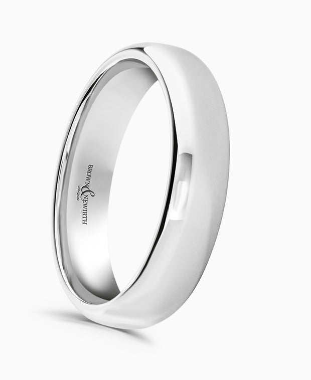 B&N Perpetual Wedding Band 6mm