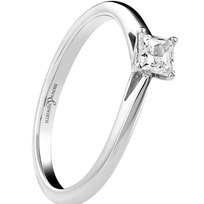 B&N Heartbeat Engagement Ring