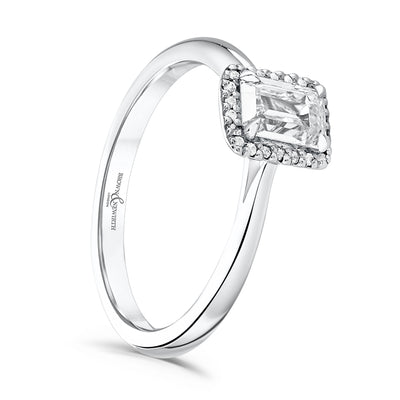 B&N Portia Engagement Ring