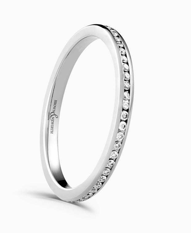 B&N Eternal Full Eternity Ring