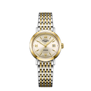 Rotary Ladies two tone Windsor Watch