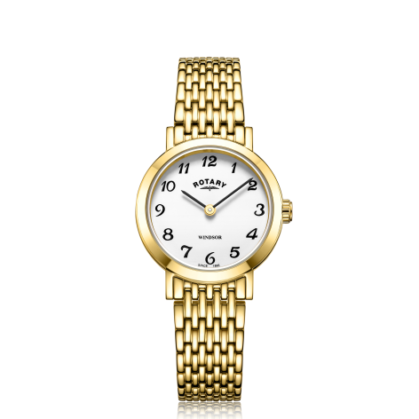 Windsor Gold plated ladies Watch - Rotary