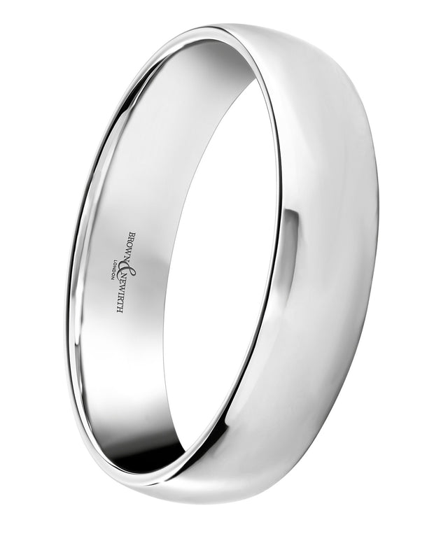 B&N Timeless Wedding Ring 5mm
