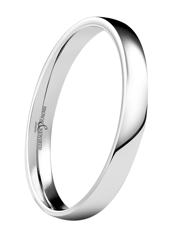B&N Extensive Wedding Band 4mm