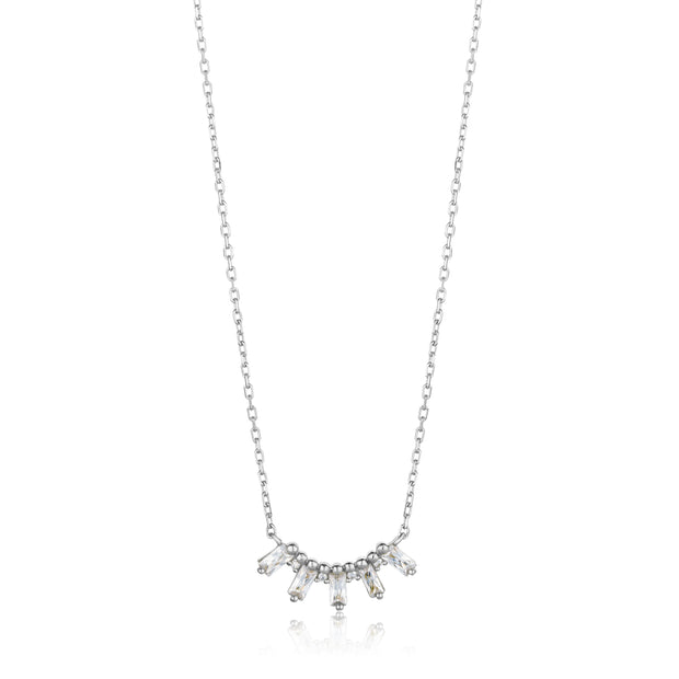 Ania Haie Glow Getter Bar Necklace
