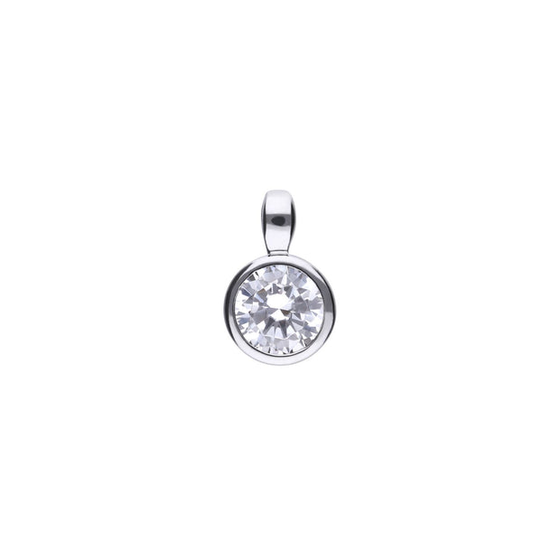 Carats Rubover 0.75ct Pendant
