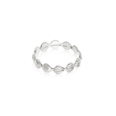 Shell stacking ring