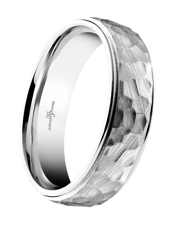 B&N Cabala Wedding Band