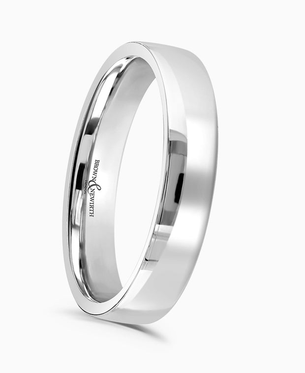 B&N Infinity Wedding Band 7mm