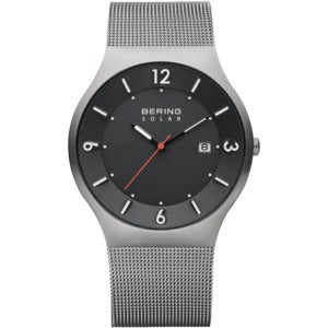 Gents Milanese Grey Watch