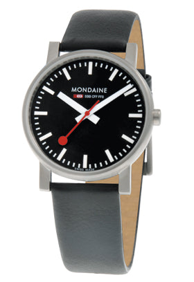 Mondaine Evo Gents Stainless Steel Watch