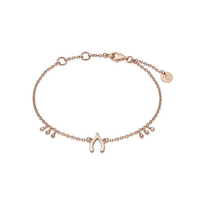 Daisy Wishbone Good Karma Bracelet