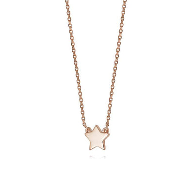 Daisy Star Good Karma Necklace