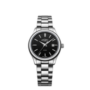 Rotary Oxford Stainless steel Ladies Watch