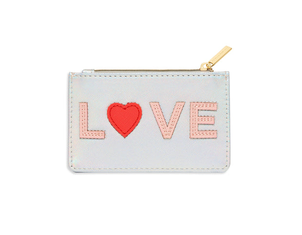 'Love' Card Purse - Estella Bartlett