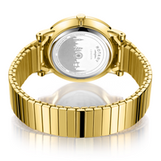 Gents Gold plated Watch - Rotary
