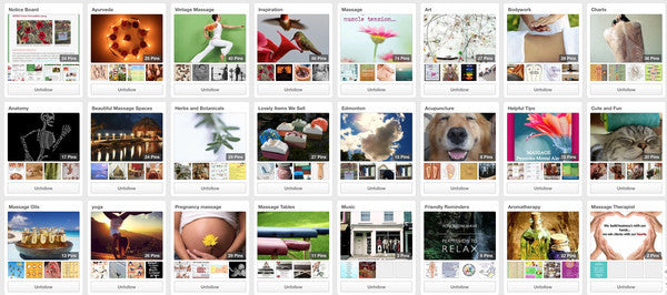 Let's Connect on Pinterest