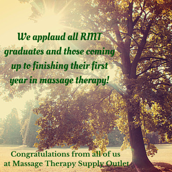 Congratulations Massage Therapy Students!
