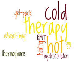 Setting Up Practice - Choosing your Hot and Cold Therapy