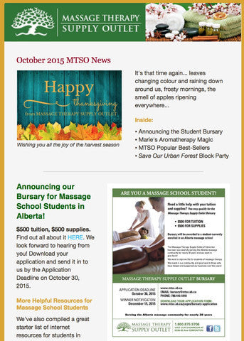 MTSO News for October 2015
