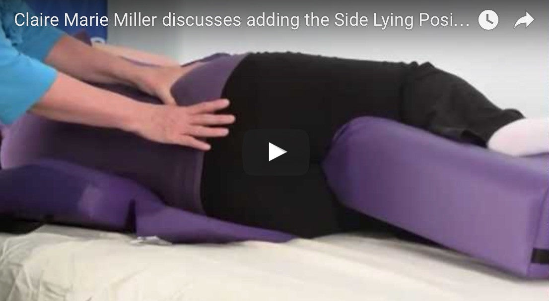 Have You Tried the Side-lying Positioning System?