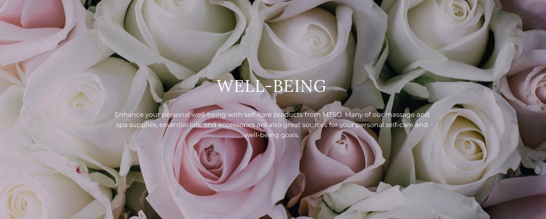 Well-Being Products for Self-Care