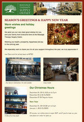 Season's Greetings 2012