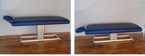 Prestige electric massage table