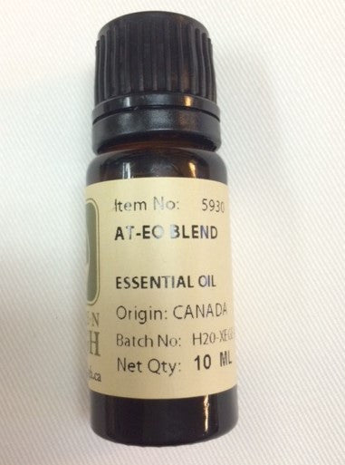 Alert Essential Oil Blend 10 mls