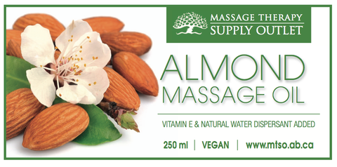 Pure Almond Oil 250 ml