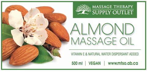 Pure Almond Oil 500 mls