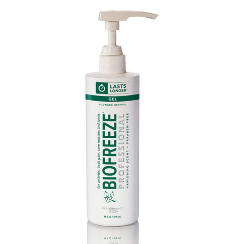 Biofreeze analgesic with ILEX