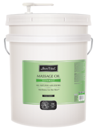 BON VITAL Naturalé Massage Oil  5 Gallons Unscented