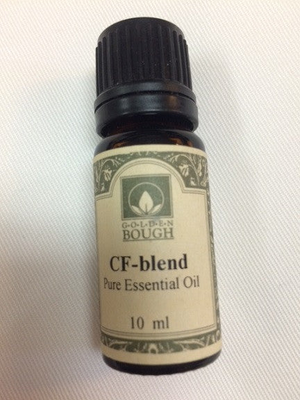 Cold & Flu Essential Oil Blend 10 mls