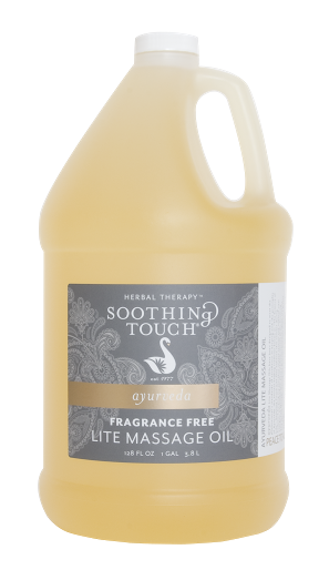 Soothing Touch Fragrance Free Lite