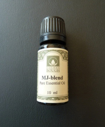 Pure natural essential oil - muscle and joint blend 10 ml
