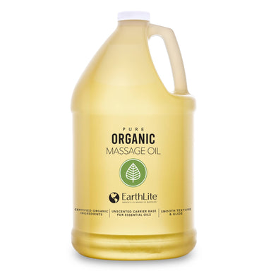 Earthlite Organic Blend Massage Oil 1 Gallon