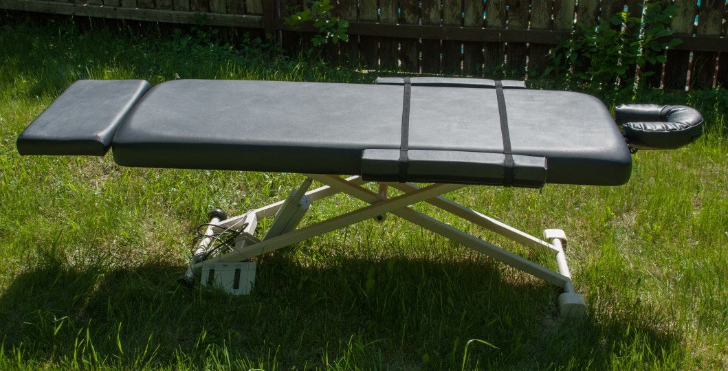 Prairie Electric Massage Table with arm and foot extentsions