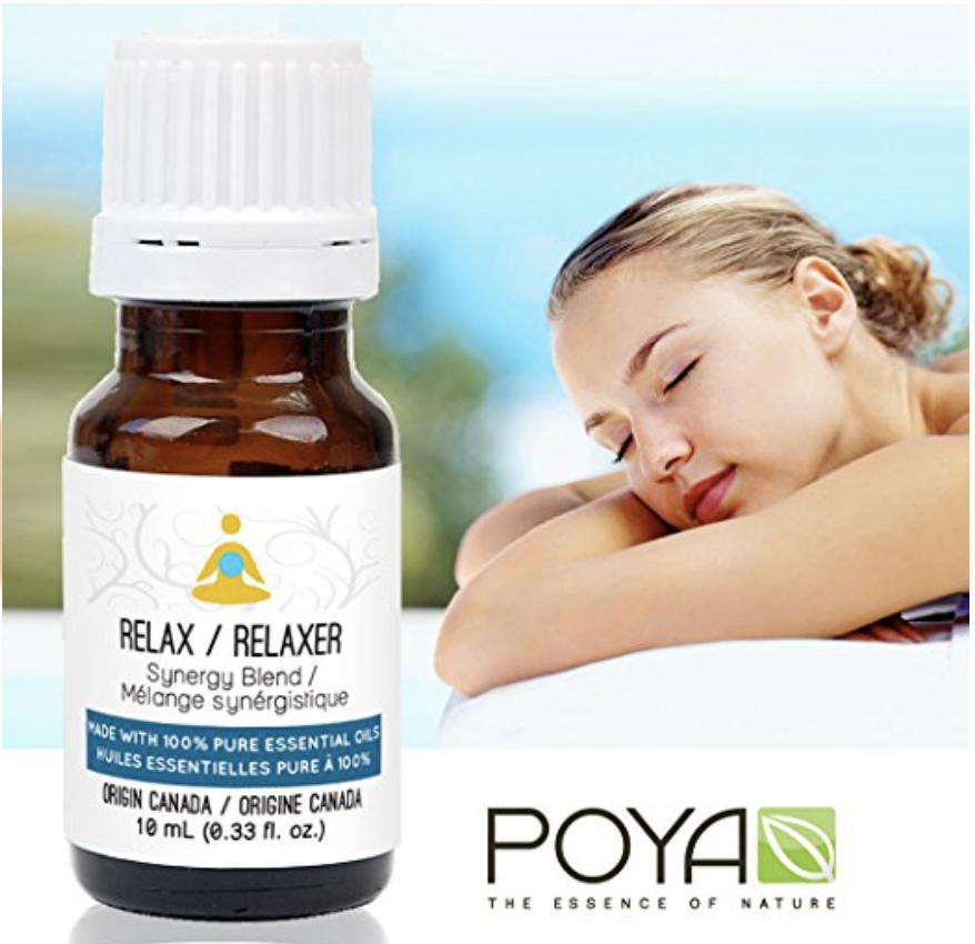Relax Synergy Blend Essential Oil 10ml/30ml