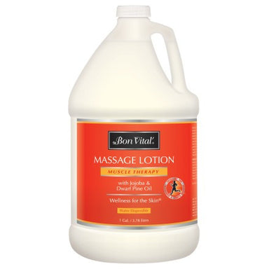 Bon Vital Muscle Therapy Massage Lotion 1 gal.