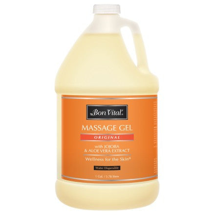 Bon Vital Original Massage Gel 1 Gallon
