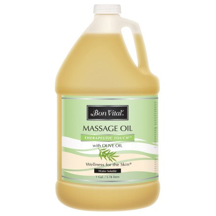 Bon Vital Therapeutic Touch Massage Oil 1 gallon