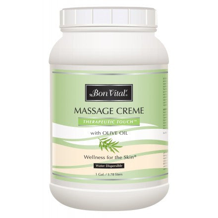 BON VITAL Therapeutic Touch Massage Crème 1 Gallon